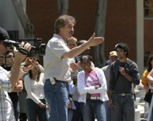 Ray Comfort, evangelist and Kirk Cameron's ministry partner.