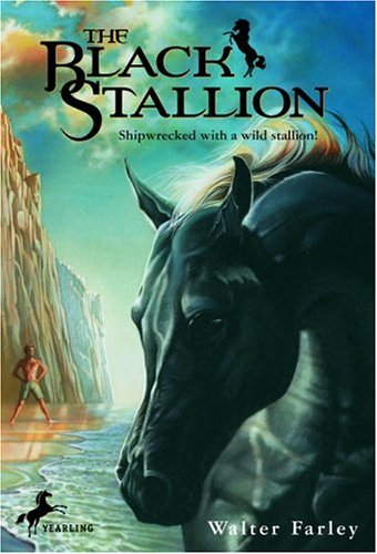 The Black Stallion cover