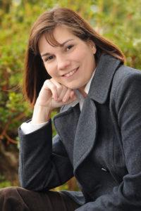 Fantasy novelist and Realm Makers conference organizer Rebecca P. Minor