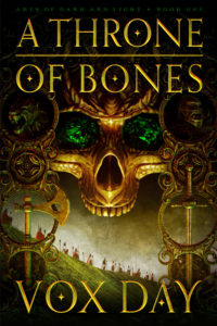 Nook--A Throne of Bones Cover