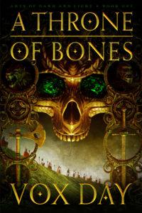 Nook--A Throne of Bones Cover