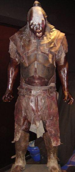 Uruk-hai_statue