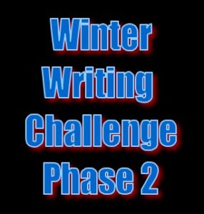 Winter Writing Challenge Phase 2