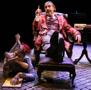 His Abysmal Sublimity Screwtape (Max McLean, from The Screwtape Letters stage production)