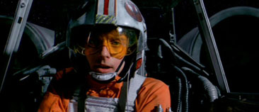 Star Wars Episode IV: Luke Skywalker in X-wing