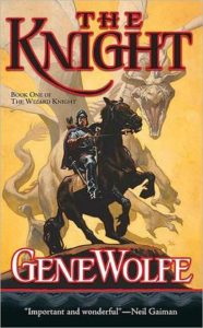 The_Knight_by_Gene_Wolfe_cover