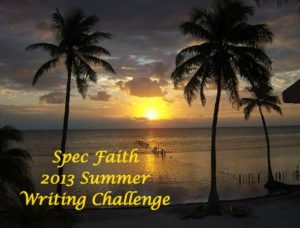 Summer Writing Challenge 2013