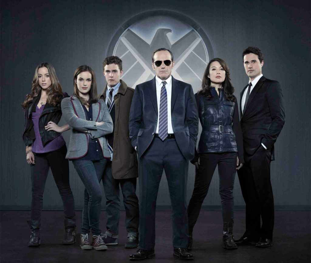One of these S.H.I.E.L.D. agents was not like the others.
