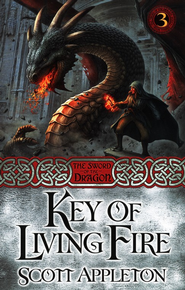 Key of Living Fire cover