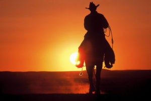 cowboy_rideoffintothesunset