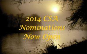 2014 CSA Nominations