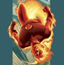 Ultimate Human Torch