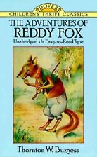 Reddy Fox cover