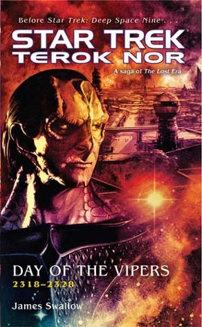 Reviewer Paul Lee keeps up with the Cardassians.
