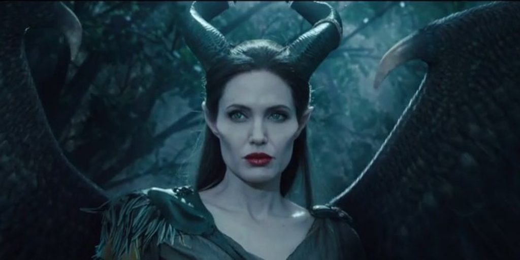In Maleficent, the titular fairy queen is corrupted by man and curses him right back.
