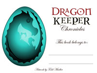 DragonKeeper Bookplate