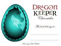 DragonKeeper Bookplate