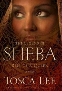 Legend of Sheba cover