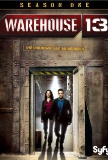 Warehouse 13 promo