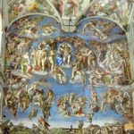 Rome Sistine Chapel Last Judgment
