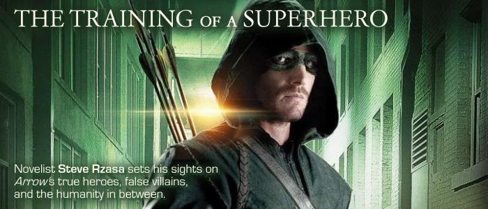 Arrow Christian review
