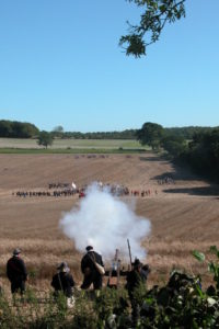 Re-enactment_of_the_Battle_of_Cheriton_-_geograph.org.uk_-_76476
