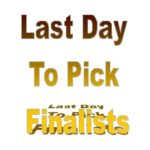 Last Day To Pick Fall Writer Challenge Finalists