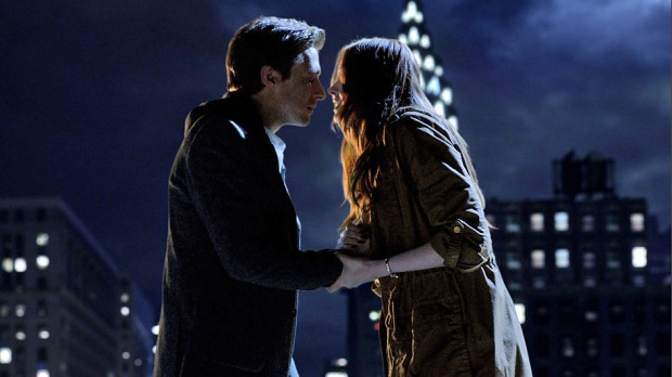 Rory and Amy Williams: fans of the Doctor, yet in love with each other.