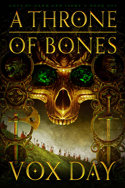 On The ?Throne Of Bones?: A Q and A With Vox Day