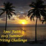 Summer Writing Challenge Finals