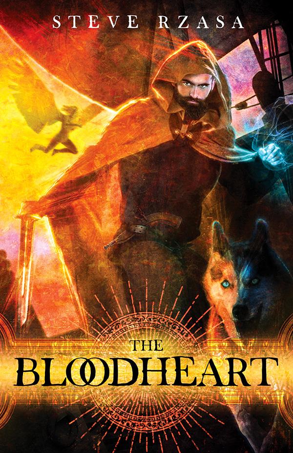 The Bloodheart, Steve Rzasa