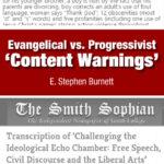 Evangelical vs. Progressivist Content Warnings
