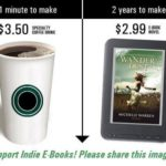 Why That $4 Coffee Beats Indie Novels