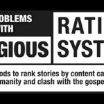 Three Problems With Religious Rating Systems