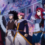 An Anime Newbie Joins Fairy Tail: Gospel Response