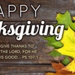 Thankful Characters-A Reprise
