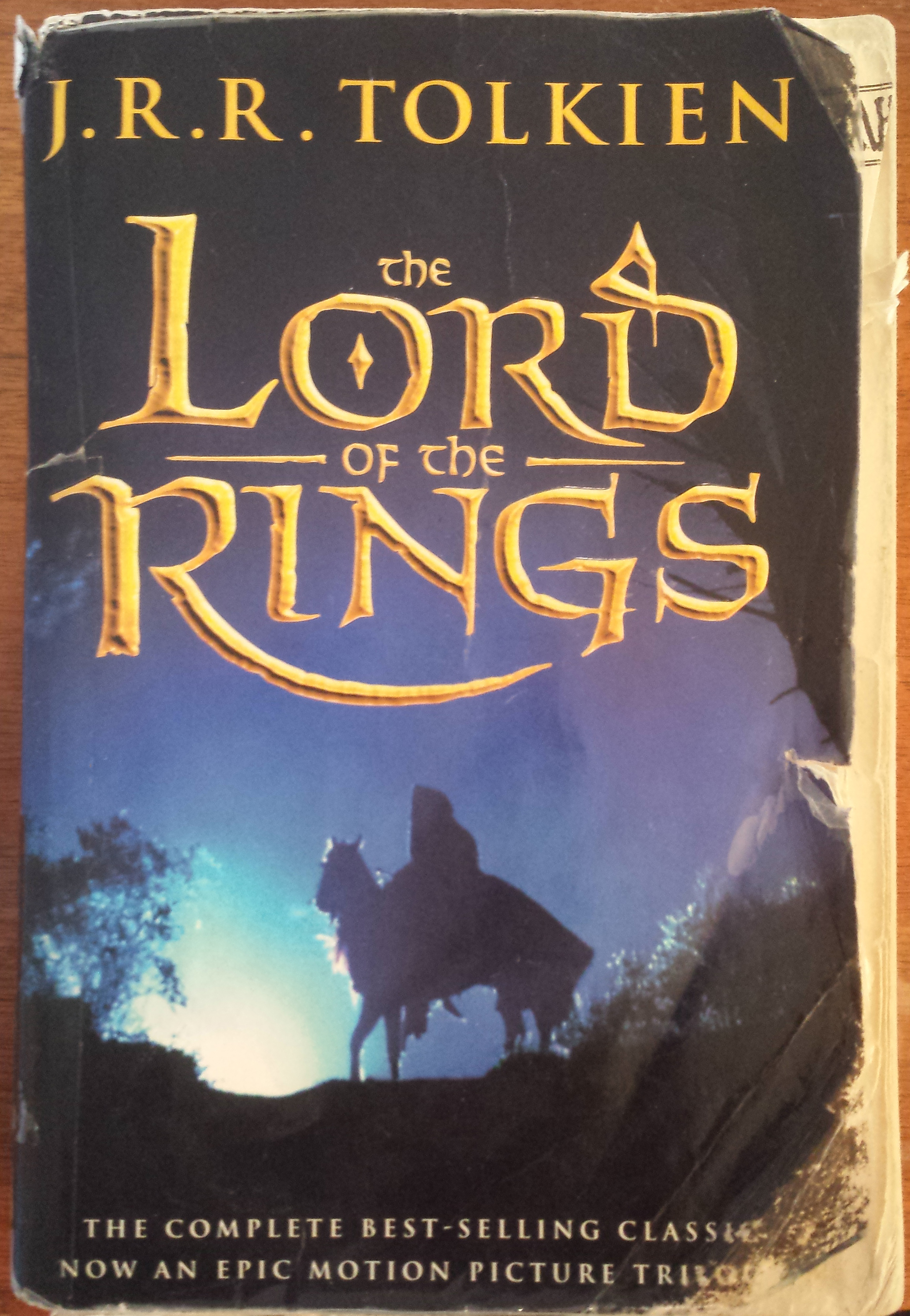 an analysis of the novel the lord of the rings by jrr tolkien In the years between the release of the the hobbit and the first lord of the rings novel, jrr tolkien wrote a long poem that hasn't been republished in according to the guardian, the poem was based on a celtic legend and features an early version of elven queen galadriel, who was officially.