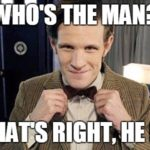 Why Do We Love Doctor Who?