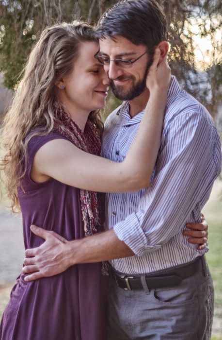 Zac and Karisa Romantic