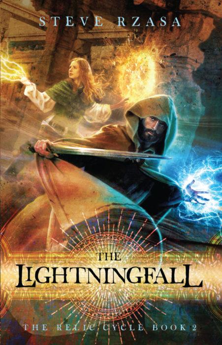 The Lightningfall, Steve Rzasa