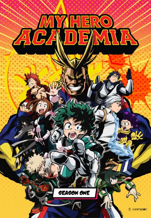 My Hero Academia: season 1