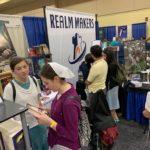 Mission Report, June 2019, Realm Makers Bookstore in Pennsylvania