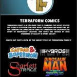 Terraform Comics: Changing the Landscape of Comics