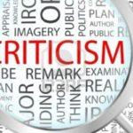 A Critic's Phrase